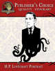Publisher's Choice - H. P. Lovecraft Portrait