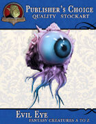 Publisher's Choice - Creatures A to Z: Evil Eye