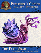 Publisher's Choice - Creatures A to Z: Flail Snail