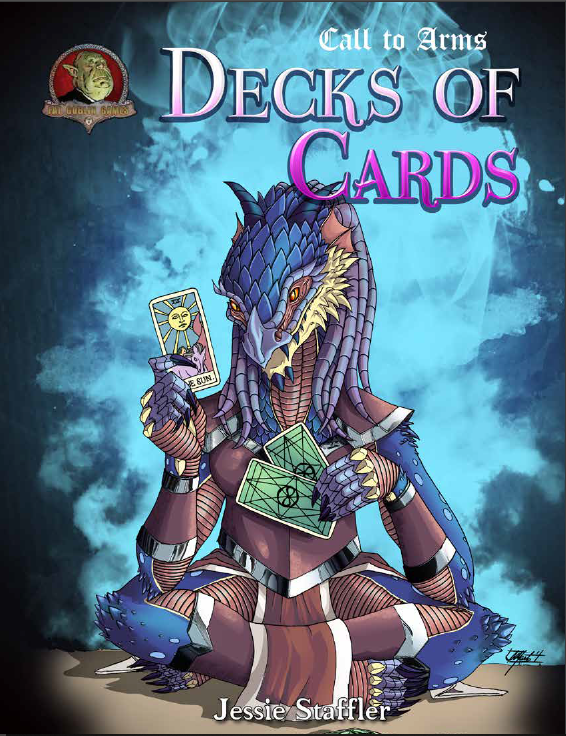 Call to Arms: Decks of Cards
