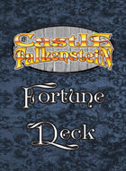 Castle Falkenstein: Fortune Card Deck