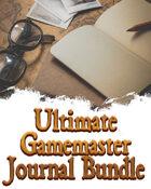 Ultimate Gamemaster Journal [BUNDLE]
