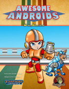 8-Bit Adventures - Awesome Androids
