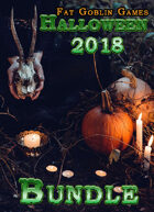 Fat Goblin Halloween 2018 [BUNDLE]