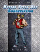 Publisher's Choice - Modern: Street Fighter