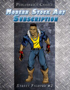 Publisher's Choice - Modern: Street Fighter 2