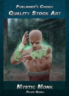 Publisher's Choice - Mystic Monk (Felipe Gaona)