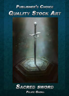 Publisher's Choice - Sacred Sword (Felipe Gaona)