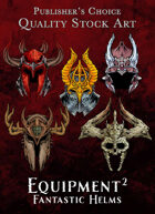 Publisher's Choice -Equipment 2: Fantastic Helms