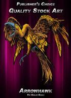 Publisher's Choice - Quality Stock Art: Arrowhawk