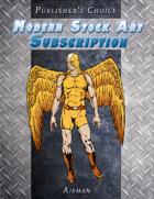 Publisher's Choice - Modern - Airman