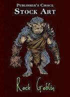 Publisher's Choice - Quality Stock Art: Rock Goblin