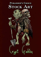 Publisher's Choice - Quality Stock Art: Crypt Goblin