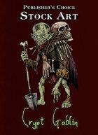 Publisher's Choice - Quality Stock Art: Crypt Goblin