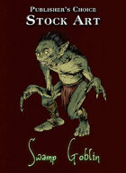 Publisher's Choice - Quality Stock Art: Swamp Goblin