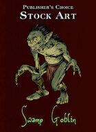 Publisher's Choice - Quality Stock Art: Swamp Goblin