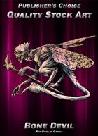 Publisher's Choice - Quality Stock Art: Bone Devil