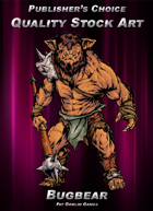 Publisher's Choice - Quality Stock Art: Bugbear