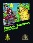 8-Bit Fantasy: Fungal Kingdom Adventures