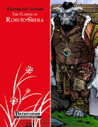 Steampunk Musha: The Classes of Rosuto-Shima