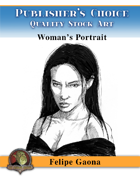Publisher's Choice - Felipe Gaona (Woman's Portrait)