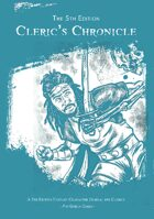 The 5th Edition Cleric's Chronicle