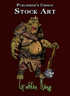 Publisher's Choice - Quality Stock Art: Goblin King