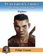 Publisher's Choice - Felipe Gaona (Fighter's Portrait)