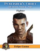 Publisher's Choice - Felipe Gaona (Fighter's Portrait)