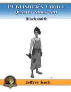 Publisher's Choice - Blacksmith (Jeffrey Koch)
