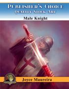 Publisher's Choice - Joyce Maureira - Male Knight