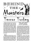 Behind the Monsters: Terror Turkey