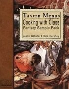 Tavern Menus: Fantasy Sample Menus