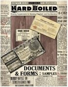 Hard Boiled – Documents and Forms sample pack