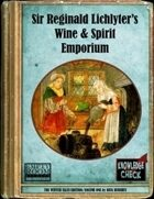Sir Reginald Lichlyter\'s Wine & Spirit Emporium