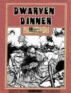 Tavern Menus: Dwarven Dinner
