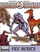 Standard Stock Art: Issue 6 - Vile Beasts