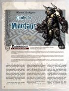 Racial Ecologies: Guide to Minotaur