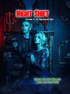 Night Shift: Veterans of the Supernatural Wars Quick Start Kit