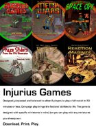 Injurius Games Bundle