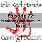 Episode 72: Pantheon Pandemonium: Egypt