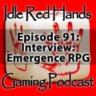 Episode 91: Interview: Emergence RPG