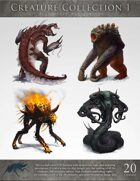 Creature Collection 1
