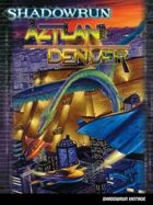 Shadowrun 4 vintage : Aztlan + Denver - BBESRV03