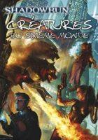 Shadowrun 4 : Créatures du 6e monde