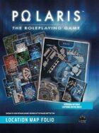 POLARIS RPG - Location Map Folio - ENGLISH