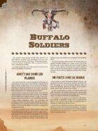 Scénario : Buffalo soldiers