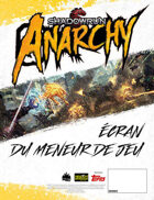 Ecran du MJ Anarchy
