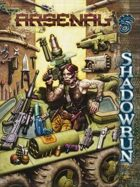 Shadowrun 4 : Arsenal - BBESR11