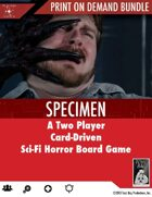 Specimen Board Game Cards - Print on Demand